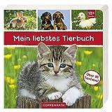 Mein liebstes Tierbuch (Bücher für die Kleinsten)