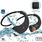 Zaap Aqua Fit Waterproof Bluetooth Headphones Image