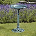 Happy Beaks Garden Bird Bath Ornamental Weather Resistant Anchoring Pegs by Clifford James