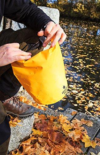 Wasserfester Packsack im Test: Erfahrungen und Funktionen - 6