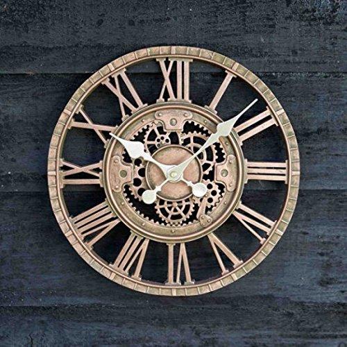 Altuna 5065010Uhr Newby, mechanisch, Bronze (Wetterfeste Uhren)