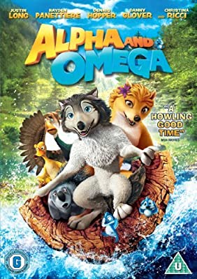 Alpha and Omega [DVD] by Hayden Panettiere