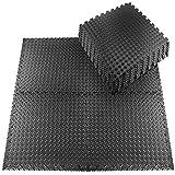 StillCool Tappeto da Fitness a Puzzle – Set di 20 Pezzi 30 * 30 cm | Superficie di Protezione per Pavimenti | materassino per