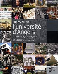 Histoire de l'université d'Angers : Du Moyen Age à nos jours