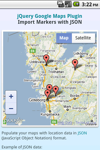 GMap Demo by AppLaud: Amazon co uk: Appstore for Android