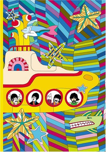 YELLOW SUBMARINE LENTICULAR JOURNAL NO RIGHTS: (E)