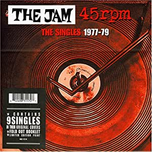 """The Singles 1977 - 1979 [7"""" VINYL]"""