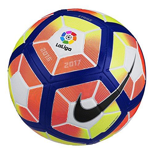 Nike Liga BBVA 2016/2017 Strike Football - Balón de fútbol