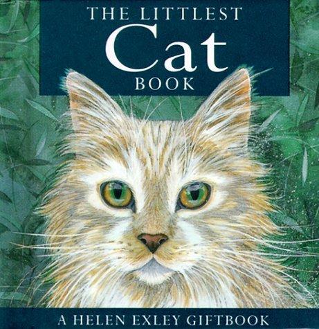 Littlest Cat Book (A Helen Exley giftbook) by M.M.Q. (1999-09-30)
