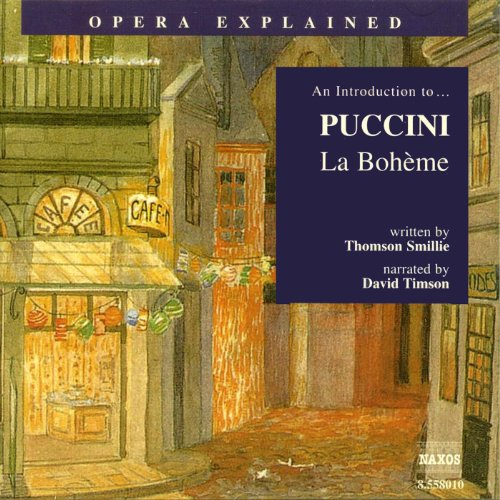 Puccini: La Bohème  Audiolibri