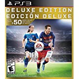 Electronic Arts FIFA 16 Deluxe PS3 - Juego (PlayStation 3, Deportes, ENG, ESP)