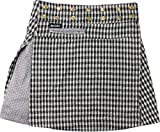 Moshiki Wende-Wickelrock Hot Cookie #6 Tweed Short (M773)