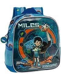 Miles dans l'Espace-Sac à dos pour la crèche et la maternelle Miles of the Future