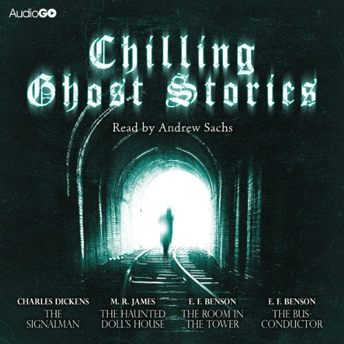 Chilling Ghost Stories  Audiolibri
