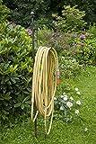 Timmasiru Schlauchhalter freistehend Gartenschlauchhalter Bewässerung