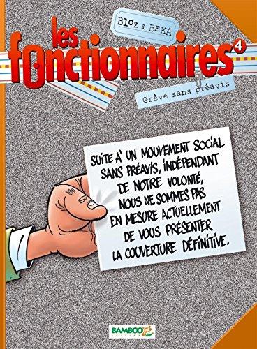 FONCTIONNAIRES T4TOP HUMOUR 2013