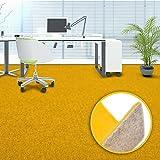 Floori Premium Nadelfilz Teppich, GUT-Siegel, emissions- und geruchsfrei, wasserabweisend, 1200 g/qm | Größe wählbar (400x200cm)
