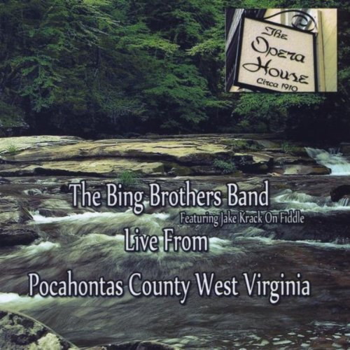 Live from Pocahontas County West Virginia (feat. Jake Krack)