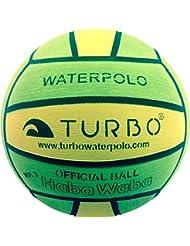 Turbo - Balón School, color verde/amarillo