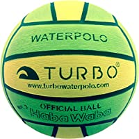 Turbo - Balón School, Color Verde/Amarillo