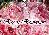 Rosen RomantikAT-Version (Wandkalender 2019 DIN A4 quer): 12 wunderschöne Portraits romantischer Rosen (Monatskalender, 14 Seiten ) (CALVENDO Kunst)