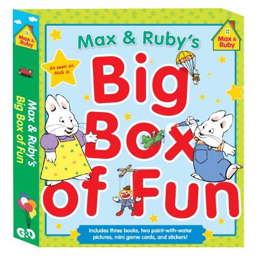 Max and Ruby's Big Box of Fun
