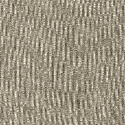 ESSEX Leinen Garn Gefärbt-Fat Quarter-50cm x 55cm olivgrün (Essex Leinen)