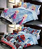Uber Urban Disney Frozen & Marvel Spider...