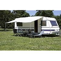 Euro Trail Parasol BASIC 400x 240cm para Caravana sol vordach gris