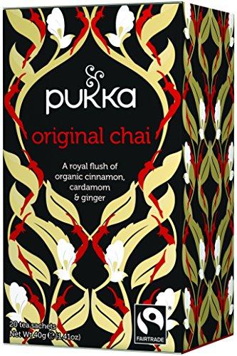Pukka – Bio Tee Original Chai – 20Bt/40g