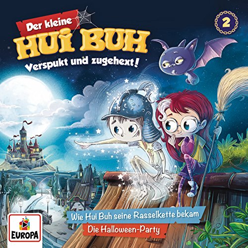 002/Hui Buh und seine Rasselkette/Halloween-Party