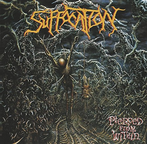 Suffocation: Pierced From Within [Vinyl LP] (Vinyl)