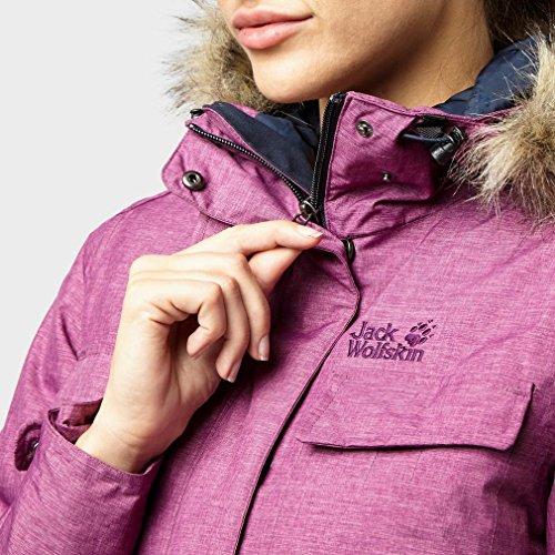 61JWv9TySBL. SS500  - Jack Wolfskin Women's Cypress Mountain Jacket