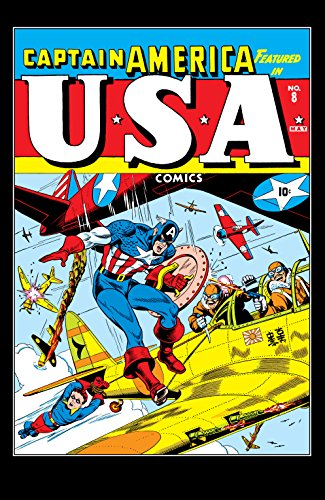 Usa Comics 1941 1945 8 English Edition Ebook Vincent Fago