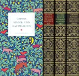 Kinder- und Hausmärchen. Nach der großen Ausgabe von 1857, textkritisch revidiert, kommentiert und durch Register erschlossen - Jakob Grimm