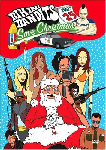 Bikini Bandits Save Christmas [DVD] [Import]