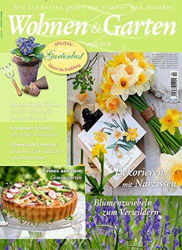Wohnen & Garten [Abonnement jeweils 12 Ausgaben jedes Jahr]