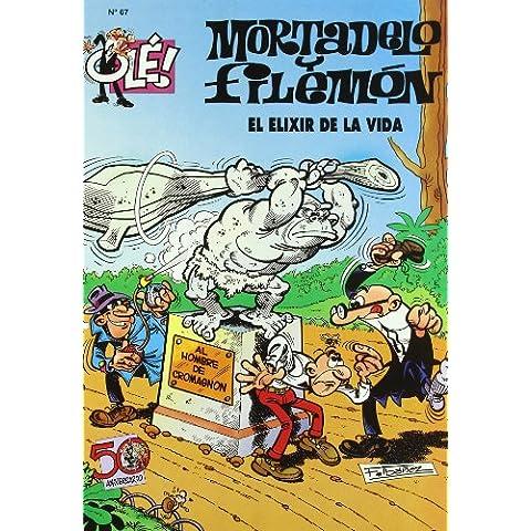 Ole Mortadelo Y Filemon 67 - El Elixir De La Vida