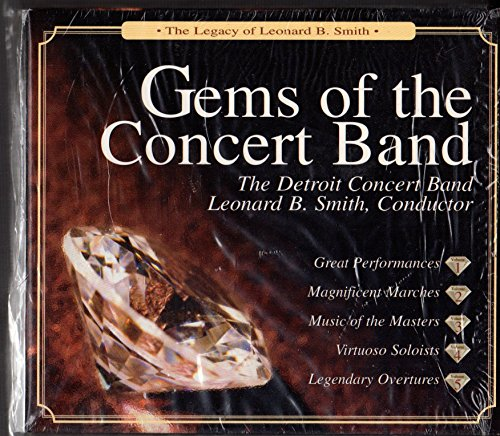 Gems of the Concert Band-Vol.1