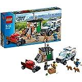 Lego City 60048: Police Dog Unit