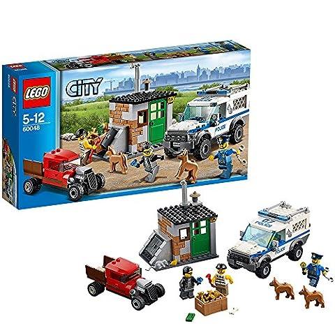 Lego City - 60048 - Jeu De Construction - L'intervention de la fourgonnette de police