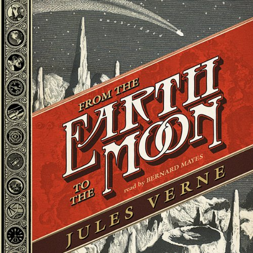 From the Earth to the Moon  Audiolibri