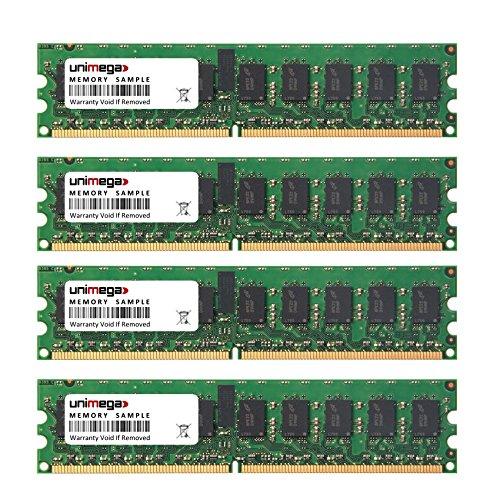 8GB Dual Channel KIT (4x 2GB) für Dell OptiPlex 960 DDR2 800MHz PC2-6400 RAM Memory