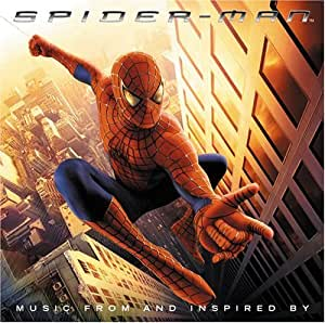Spider man music from and inspired by various artists