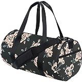 Sporttasche mit Rosenmotiv, leicht, Reisetasche