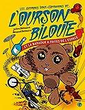 Les aventures inter-sidérantes de l'ourson Biloute T.01 : La baraque à frites de l'espace | Delmaire, Julien. Auteur