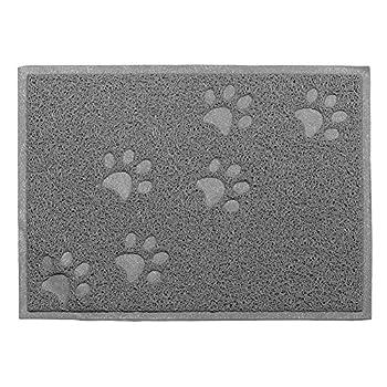 TREESTAR Chien de Couchage Tapis Animal de litière pour Chat Nourriture Tapis de Porte Tapis Matelas Paddle Pad 1pcs