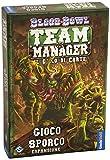Unbekannt Giochi Uniti–Blood Bowl Team Manager Spiel Schmutz