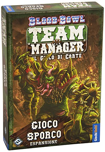 Giochi Uniti Blood Bowl Team Manager Juegos suciedad