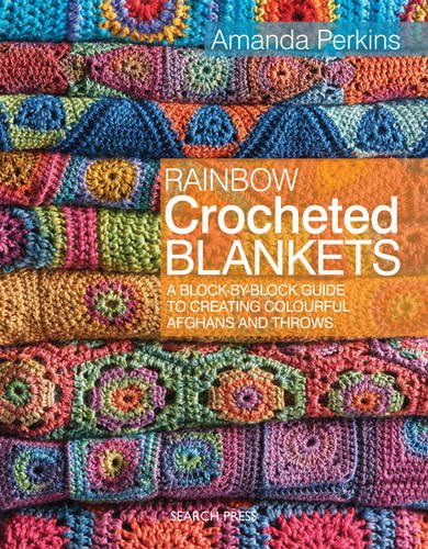 rainbow-crocheted-blankets